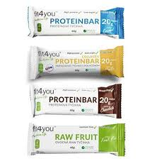 Fit4you Protein Bar 60g tyčinka