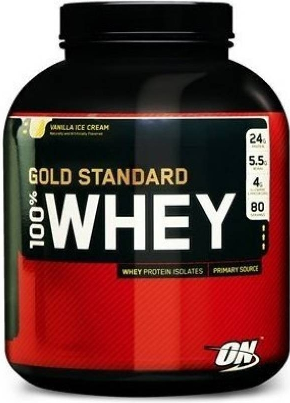 Optimum Nutrition 100 % Whey Gold Standart  2270g