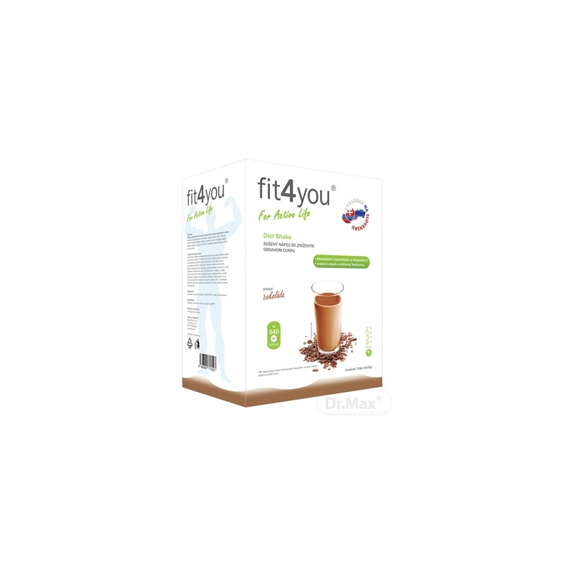 Fit4you Diet Shake 330g